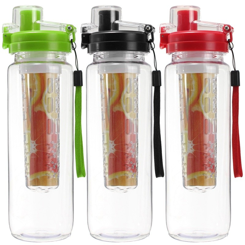 Бутылочка для фруктовой воды Fruit Water Bottle фото