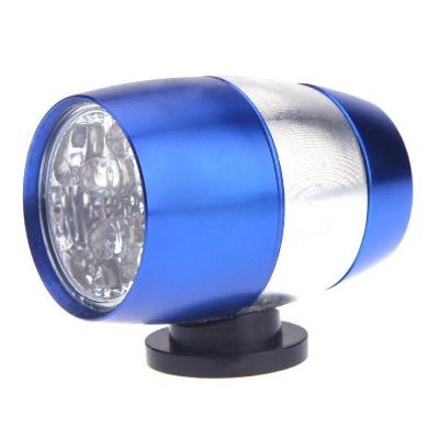 Мини-фонарь для велосипеда Mini Safety Light Dachelun 6 LED, синий