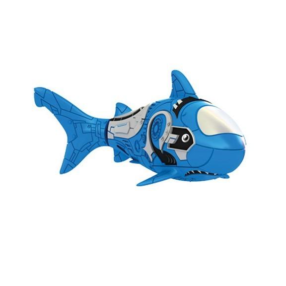 Купить Роборыбка Robofish - Акула, Синий, Остальные игрушки