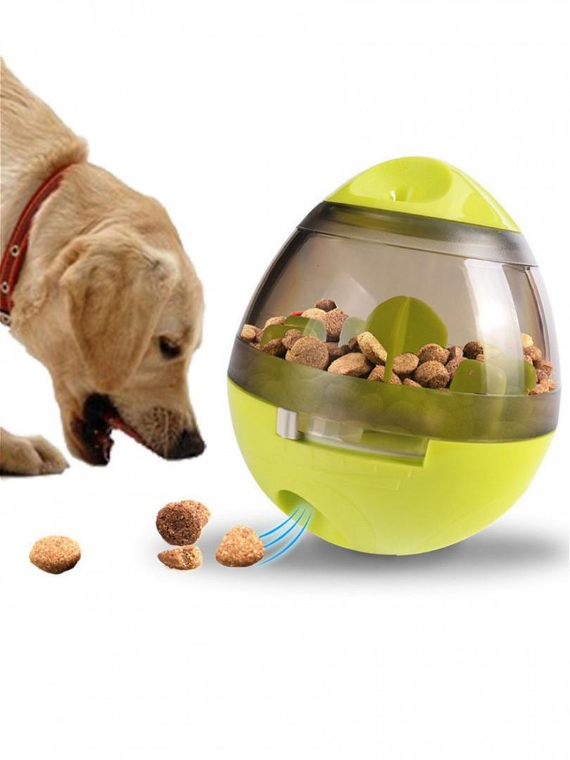 Интерактивная кормушка для собак (зеленый)