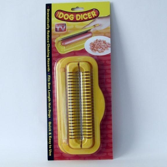 Прибор для нарезки сосисок и бананов Dog Dicer от MELEON
