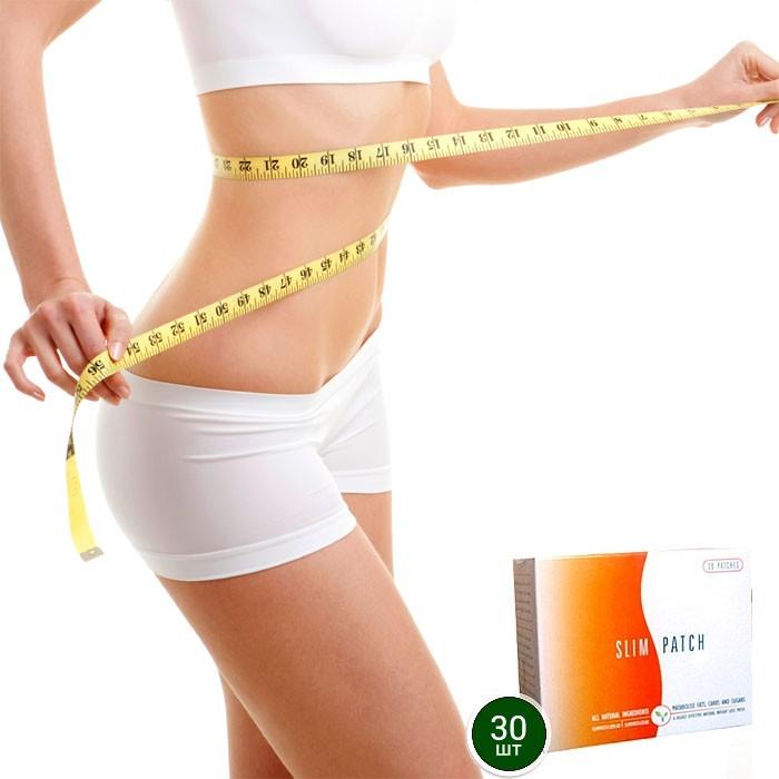 Пластырь для похудения Slim Patch, 30 шт. от MELEON