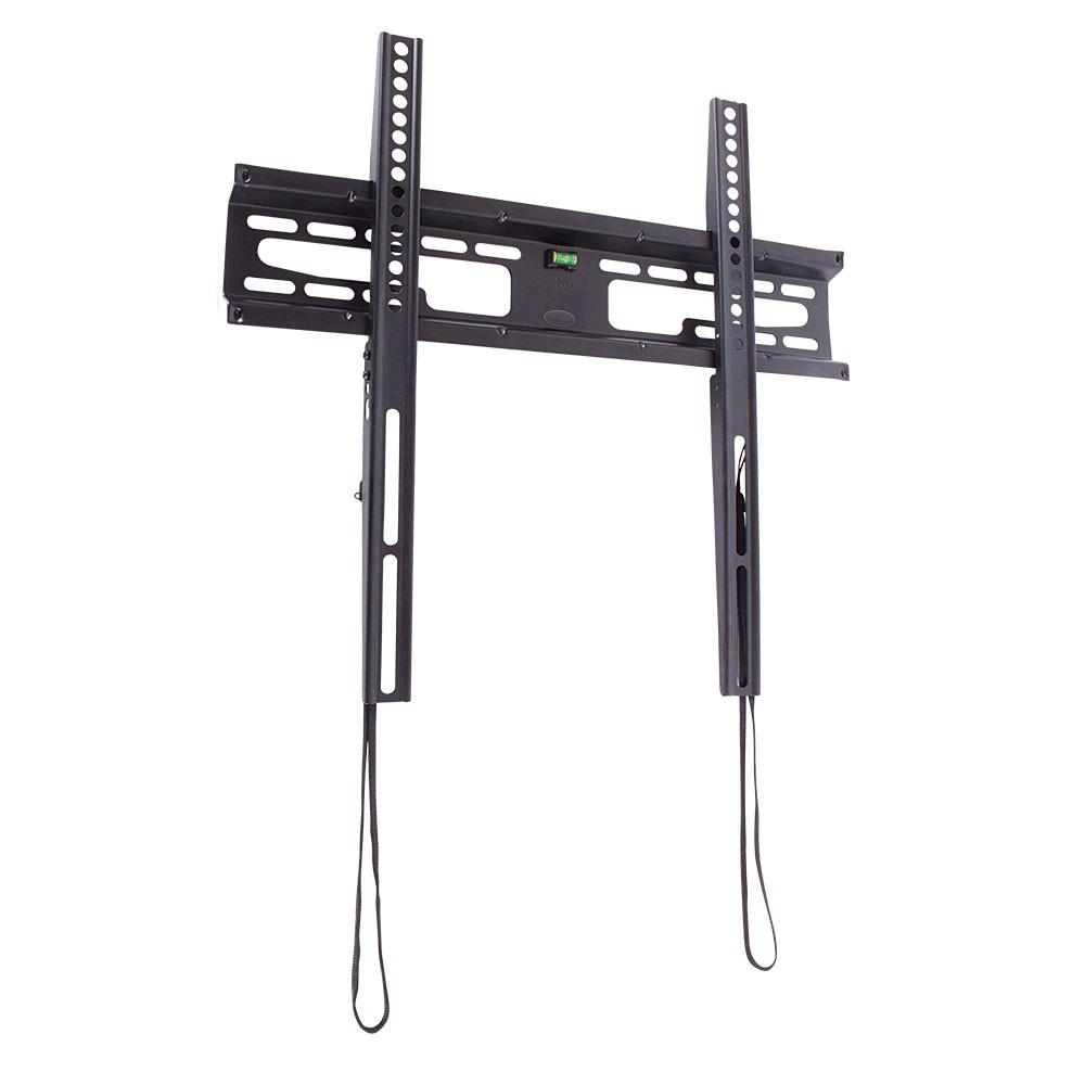 Кронштейн kromax 3-FLAT FLAT-3 blackКронштейны для техники<br>Фиксированный кронштейн для LED телевизоров и плазменных панелей с расстоянием от стены - 13 мм. Встроенный водяной уровень.<br>