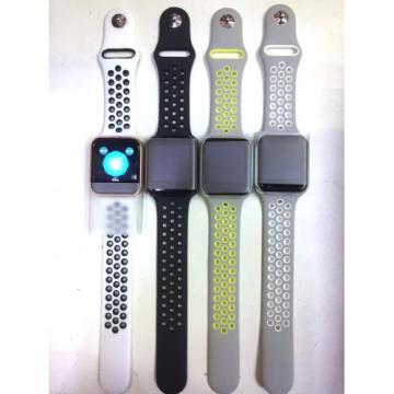Умные смарт часы Smart Watch F8, зелёный