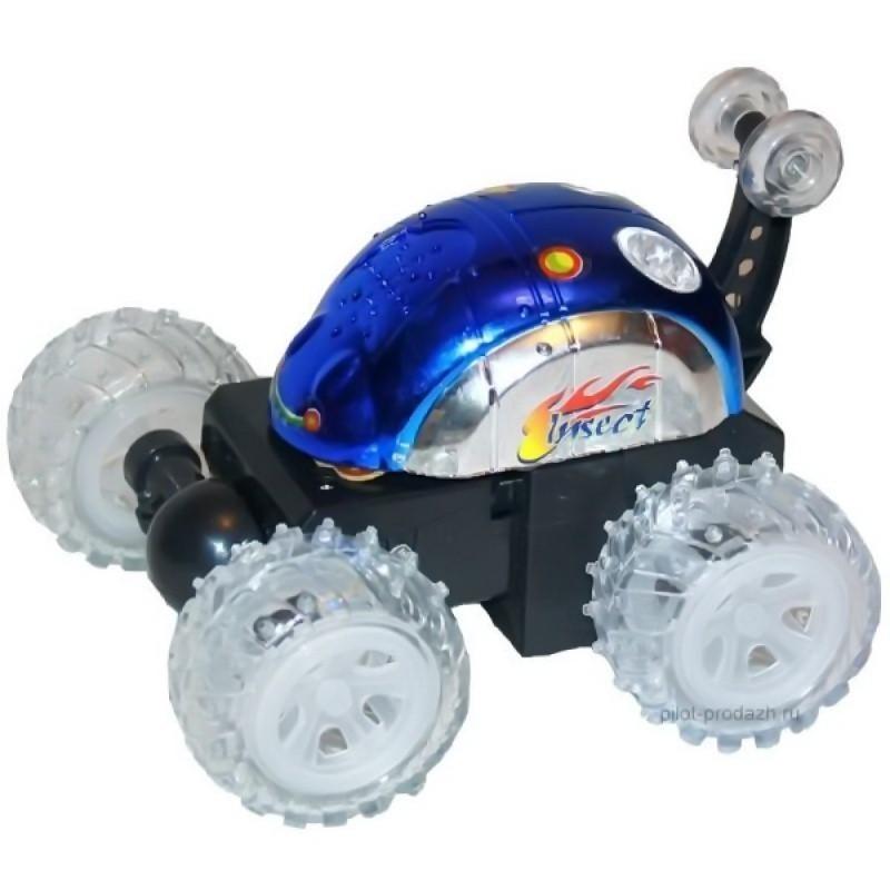 Купить Машинка-перевертыш на радиоуправлении Stunt Radio Control, Электронные игрушки