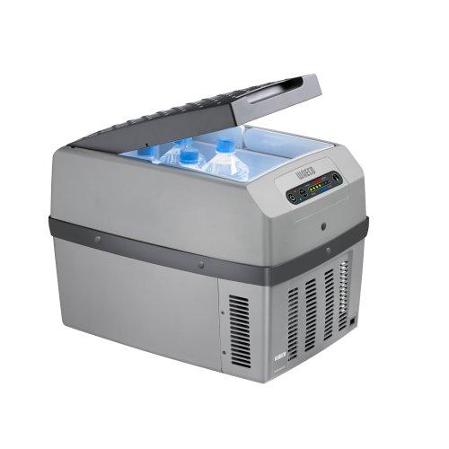 Автохолодильник Waeco TropiCool 14 литров TCX-14Сумки холодильники<br>Благодаря небольшому весу и компактным габаритам, термоэлектрический автохолодильник легко переносить и транспортировать.<br>