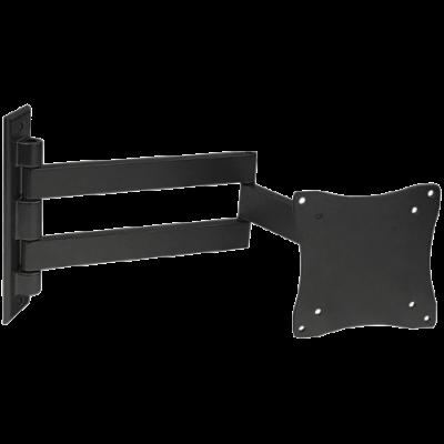 Кронштейн arm media 7101-LCD whiteКронштейны<br>Наклонно-поворотный настенный кронштейн для ТВ с диагональю 10».26» и весом до 15 кг.<br>