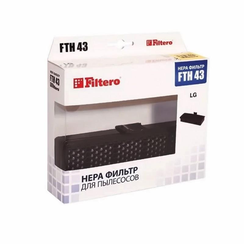 Hepa фильтр (FTH 43) для пылесосов LG (LG VK, LG VC)