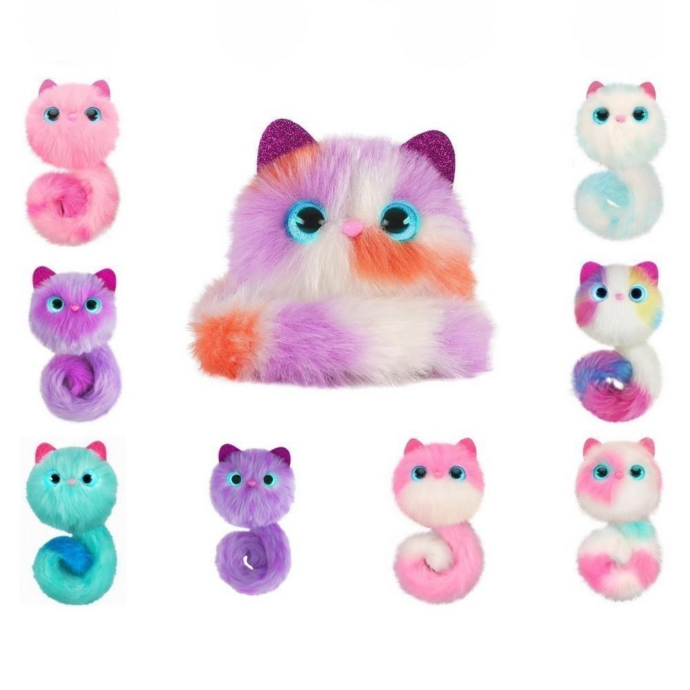 Интерактивная игрушка Котёнок Pomsies