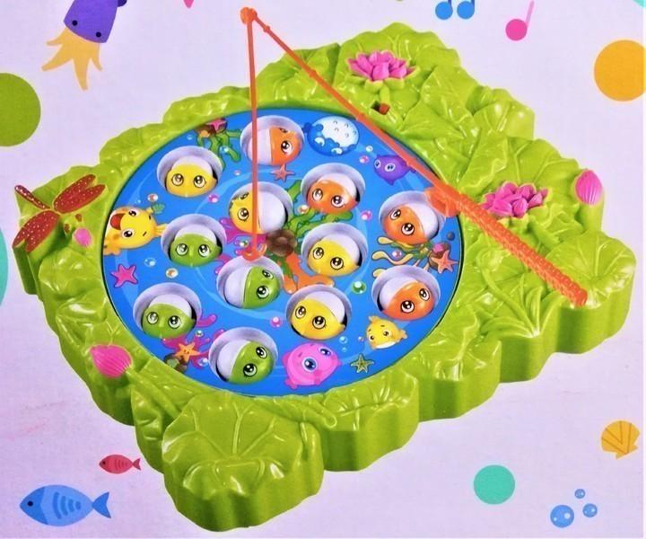 Купить Музыкальная рыбалка - Small Fish, Электронные игрушки