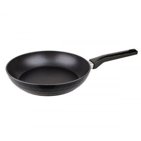 Сковорода без кр. 28 см Brilliance RondellСковороды<br>Большая сковорода Rondell Brilliance диаметром 28 см открывает перед вами новые горизонты для кулинарного творчества!<br>