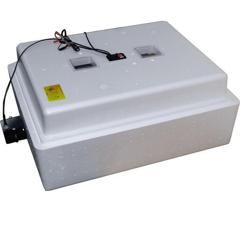 Инкубатор - Несушка, 104 яйца 220/12В (автоматический поворот), цифровой термометр, гигрометр