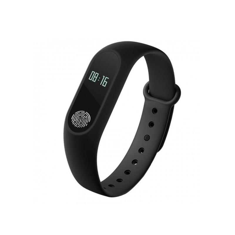 Фитнес-браслет Mi Band-2, черный