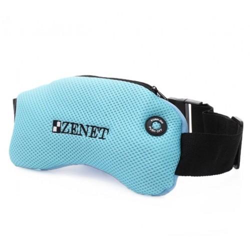 Вибромассажный пояс Zenet ZET-741, 2 уровня интенсивности