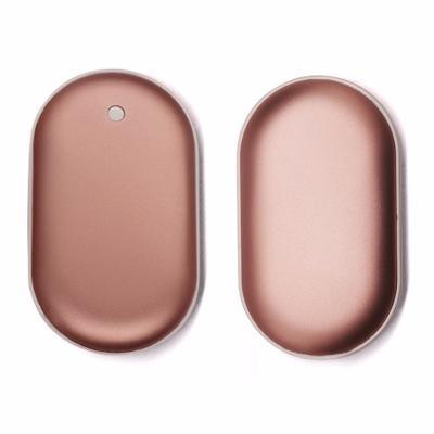 Грелка для рук, розовыйГрелки<br>Если в межсезонье вы постоянно мерзнете, то грелка для рук, работающая от порта USB, поможет вам согреться в любых условиях! Температура нагрева инновационного гаджета достигает аж 40 градусов!<br>