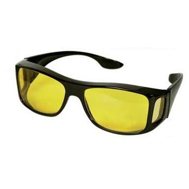 Очки HD Vision - улучшают качество картинкиОчки водительские<br>Кто не мечтал видеть в темноте, как кошка? Если проблемы со зрением преследуют вас или просто хочется видеть в любое время все происходящее вокруг ярче и четче, то спешите купить революционные очки HD Vision! Этот аксессуар сделает мир светлее и краше!<br>