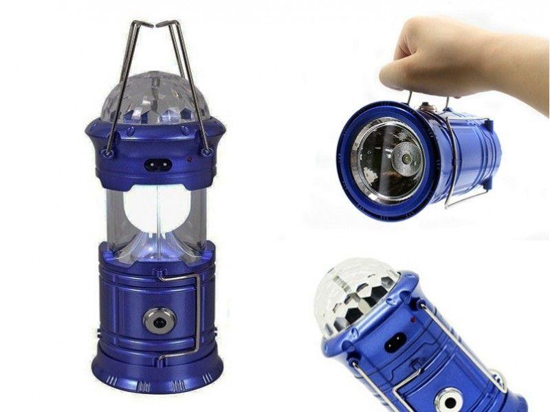 Кемпинговый светильник-фонарь Magic Cool Camping Lights SH-5801