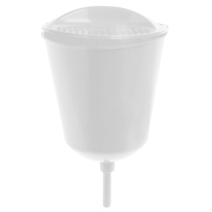 Рукомойник для дачи 3 литра, белыйУмывальники<br>Белый рукомойник для дачи объемом в 3 литра предназначен для гигиенических процедур, ухода за растениями там, где нет водопровода. Если вы хотите обеспечить себе и своим близким максимальный комфорт на даче, но не хотите тратить весь семейный бюджет, то это изделие станет настоящей находкой!<br>