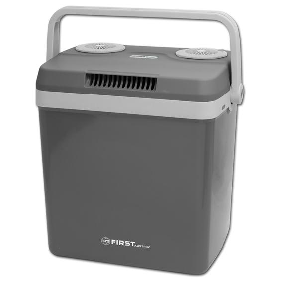 Автохолодильник FIRST 5170 GreyСумки холодильники<br>Автомобильный холодильник-подогреватель First FA-5170 пользуется популярностью среди водителей и полевых операторов. Он может обеспечить вас холодными напитками в жаркое лето и теплой едой во время зимних морозов. Независимо от того путешествуете ли вы на машине или стоите в пробке, вы можете наслаждаться напитками и едой подходящей температуры.<br>