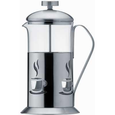 Чайник заварочный/кофейный 0,6л Deluxe Bekker  BK-362Чайники заварочные и френч-прессы<br><br>