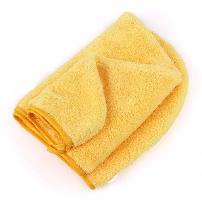 Тюрбан для сушки волос «Чалма»