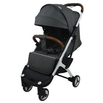 Детская коляска YoYa Plus 3 в ассортименте, чёрный фото