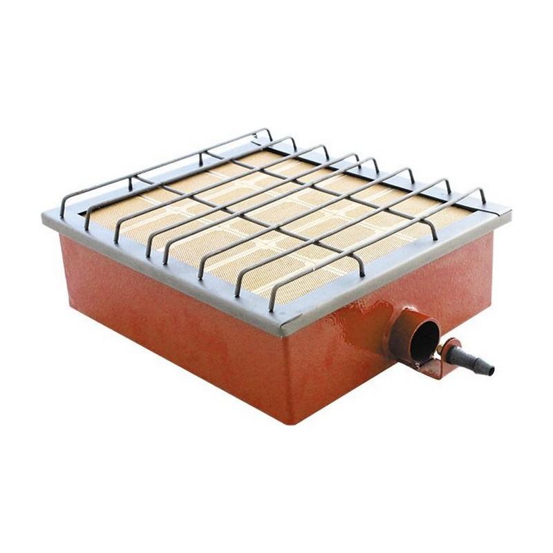 Обогреватель (плита) инфракрасный газовый Следопыт - Диксон-5,8Газовые плитки и горелки<br>Если вы любите проводить время с близкими людьми на природе, то обогреватель (плита) инфракрасный газовый Следопыт - Диксон-5,8 позволит вам забыть раз и навсегда про неудобные пледы и холод. Компактный аксессуар создан для локального обогрева любых открытых площадок.<br>