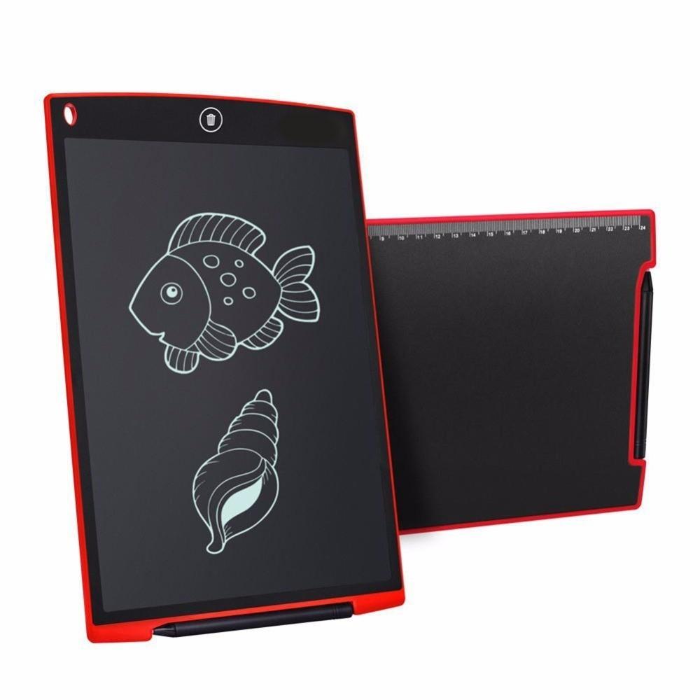 Электронный LCD планшет для рисованияТовары для творчества<br>Липкие записки на холодильник, черновики для рисования, громоздкая детская доска, многочисленные блокноты и альбомы для рисования… Все эти вещи можно заменить уникальным в своей простоте гаджетом. Это – инновационный электронный LCD планшет для рисования.<br>