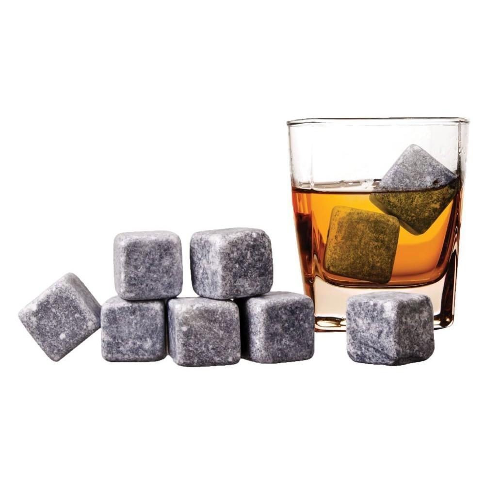 Камни для вискиСервировка стола<br>Виски – это благородный напиток с утонченным вкусом, который выбирает все больше людей. Если вы хотите качественно расслабляться и пить напиток правильной температуры.<br>