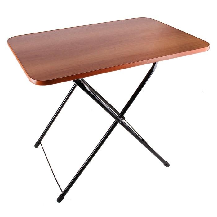 Стол туриста ТСТ, 75 х 50 х 50/62 см, ЛДСП фото
