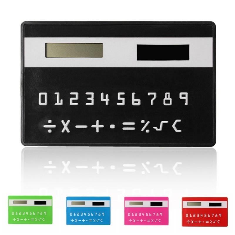 Ультратонкий портативный мини-калькулятор