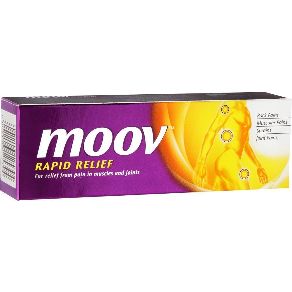 Аюрведический крем от боли в суставах Мув (MOOV MASSAGE CREAM)