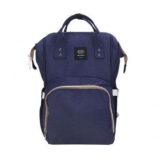 Сумка-рюкзак для мамы Baby Mo с USB, цвет в ассортименте